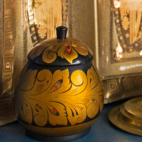 gourd-shaped box - You & Yours Fine Vintage