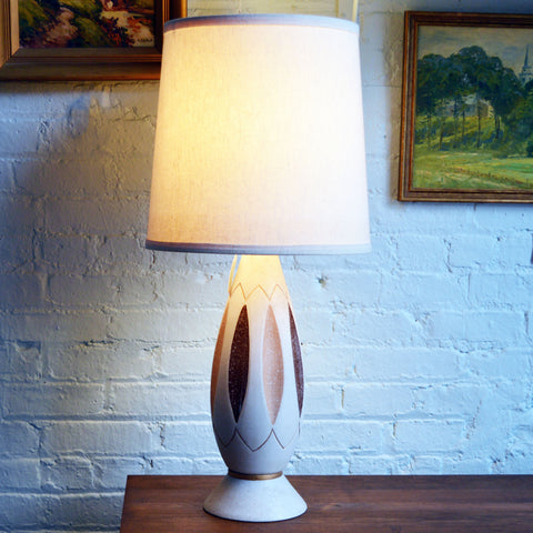 mid-century modern table lamp - You & Yours Fine Vintage