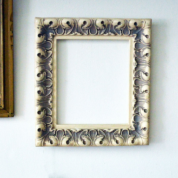 vintage carved wood frame - You & Yours Fine Vintage