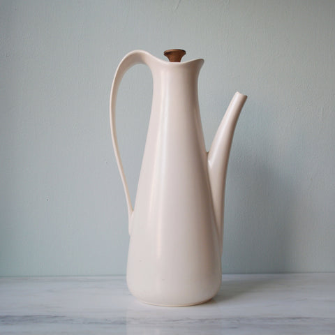 mid-century stoneware pitcher - You & Yours Fine Vintage