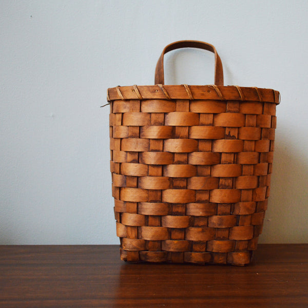 antique mail basket - You & Yours Fine Vintage
