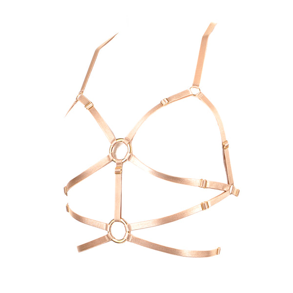 Bon Bondage Harness Slim powder