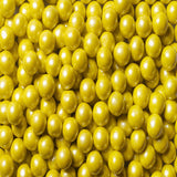 Yellow Shimmer Sixlets