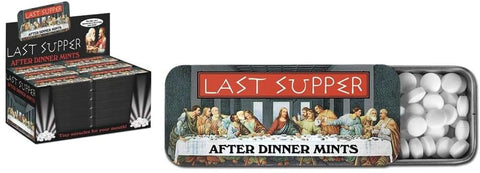 """Last Supper"" After Dinner Mints"
