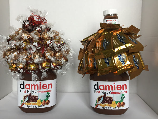 Nutella Centerpieces