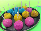 Candy Apples Glitter - Dozen