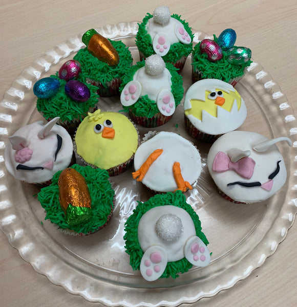 Easter Cupcakes - Pre Order Special