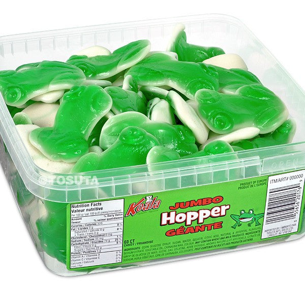 Koala Jumbo Juicy Hoppers Gummy