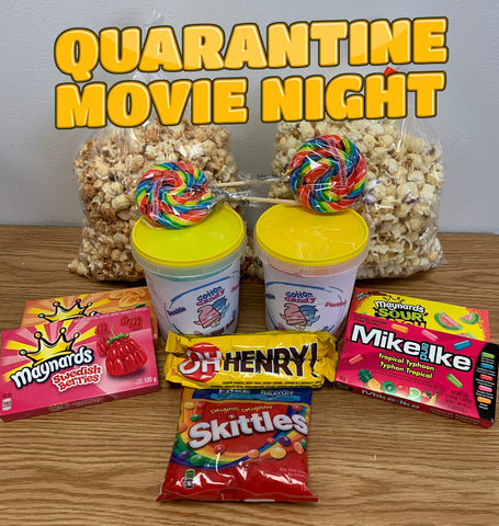 Quarantine Movie Night
