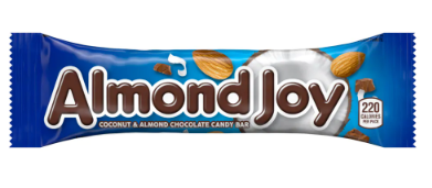 Almond Joy Chocolate Bar