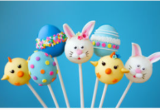 Cake Pops - Characters