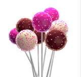 Cake Pops - Sprinkled