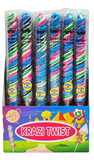 Krazy Twist Tall Lollipops
