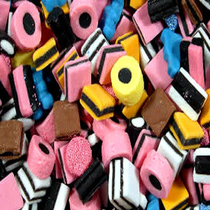 All Sorts Licorice