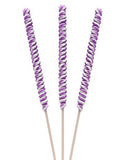 Tesla's Tall Twist Pops Purple