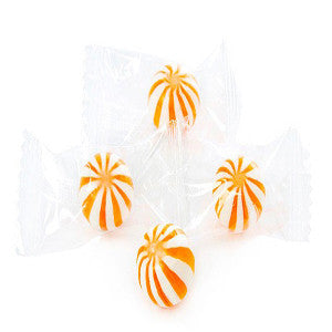 Sassy Spheres Wrapped Tiny Orange