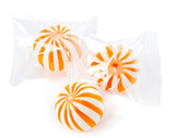 Sassy Spheres Wrapped Orange