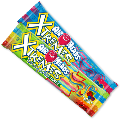 Airheads Extreme Sour Belts