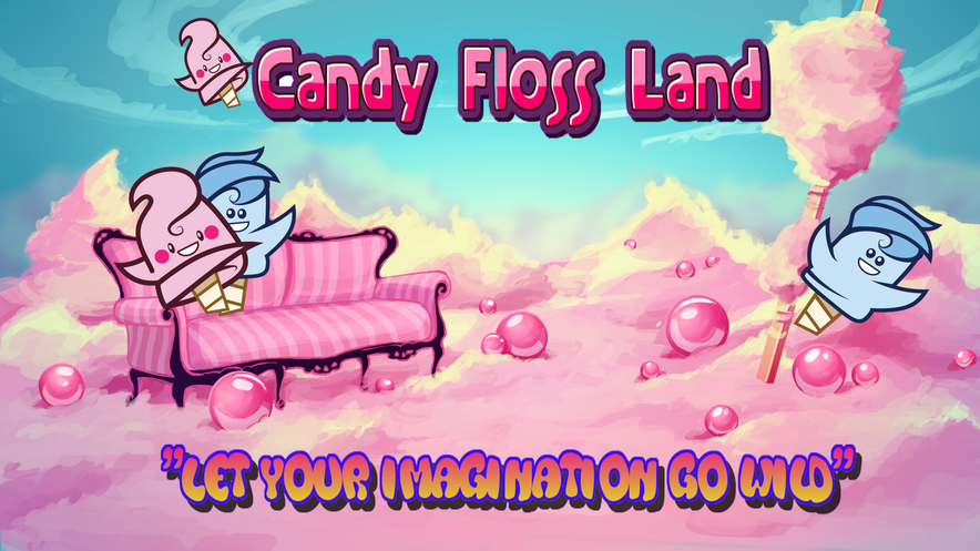 Candy Floss Land