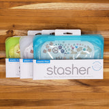 Stasher Reusable Bag - Snack Size 293mL