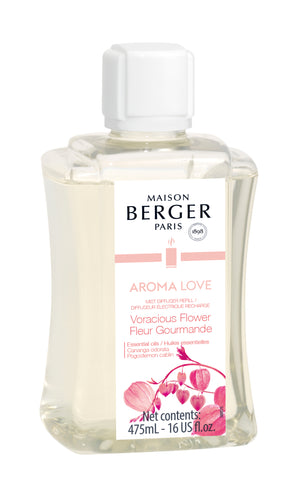 Aroma Love Mist Diffuser Fragrance - Voracious Flower 475mL