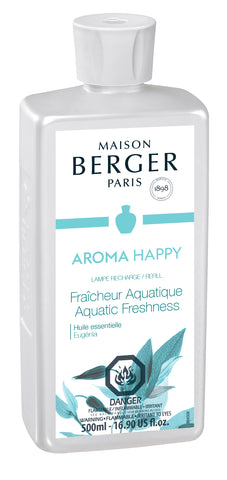 Aroma Happy Lampe Fragrance