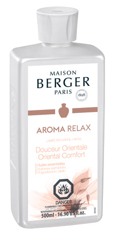 Aroma Relax Lamp Fragrance