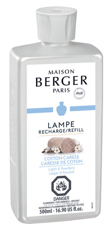 Cotton Caress Lampe Fragrance