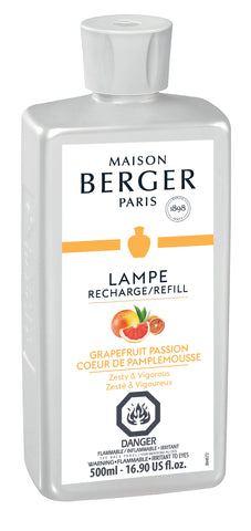 Grapefruit Passion Lamp Fragrance