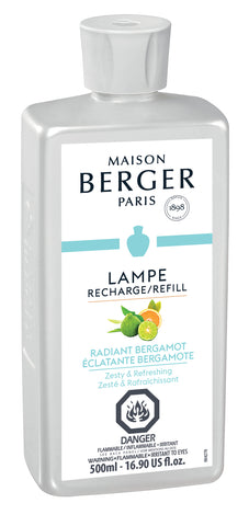 Radiant Bergamot Lamp Fragrance