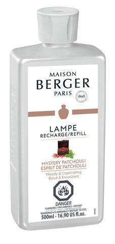 Mystery Patchouli Lamp Fragrance