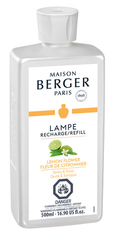 Lemon Flower Lamp Fragrance