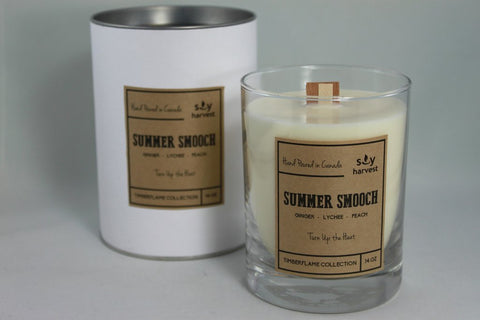 Timberflame Candle - Summer Smooch