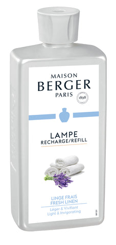 Fresh Linen Lamp Fragrance