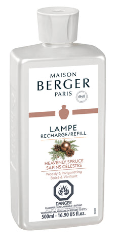 Heavenly Spruce Lampe Fragrance
