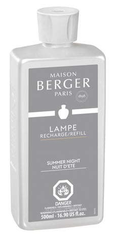 Summer Night Lamp Fragrance