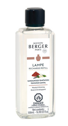 Sandalwood Temptation Lamp Fragrance