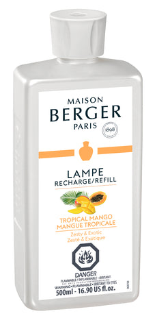 Tropical Mango Lamp Fragrance