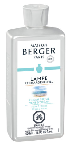 Ocean Breeze Lamp Fragrance
