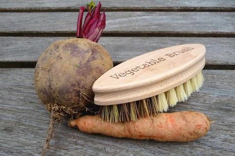 Vegetable Brush - made in Germany
