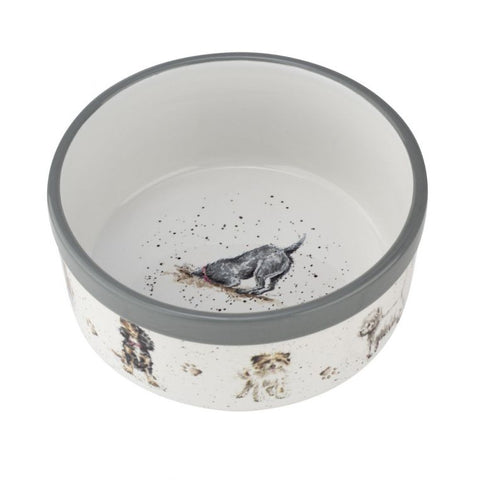 "Wrendale 6"" Pet Bowl Dogs"
