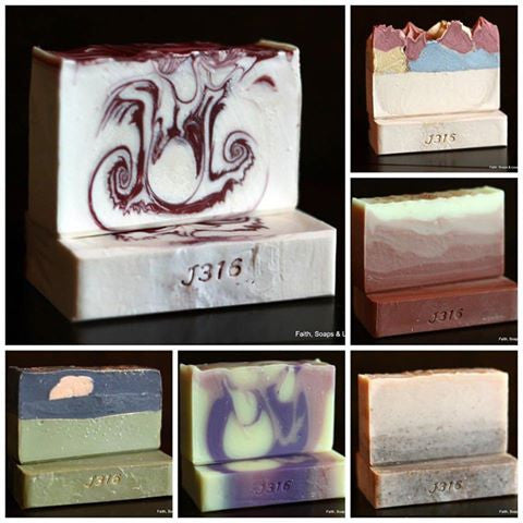 Women of the Bible Soaps Now Available!!
