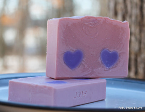 A Mother's Love Artisan Soap - Christian Gift - Made in Minnesota