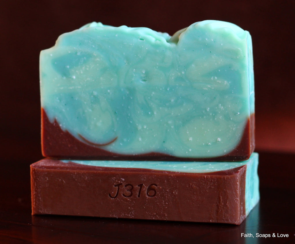Barefoot In The Grass Handcrafted Soap - Summer Memories - Christian