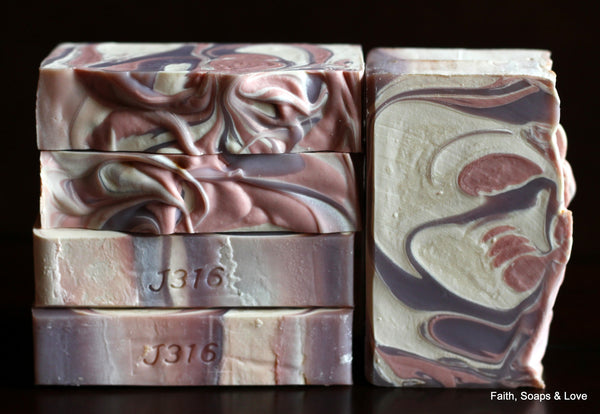 Beloved Handcrafted Soap - Christian Soap Made in Minnesota