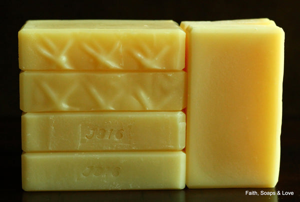 Boaz - All Natural Shampoo/Soap Bar - Essential Oils