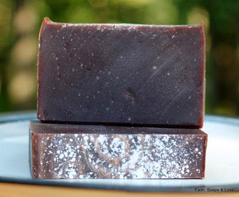 Cinnamon Sugar Handcrafted Soap - Cozy, Warm, Sweet, Amazing