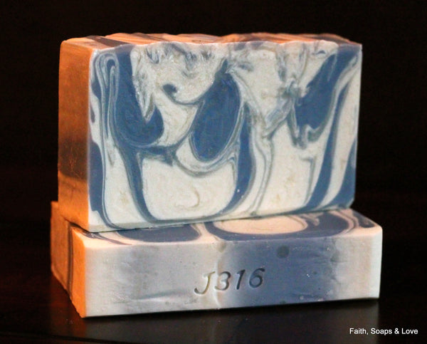 Clean Cotton - Small Batch Soap - Handcrafted in Hastings Minnesota