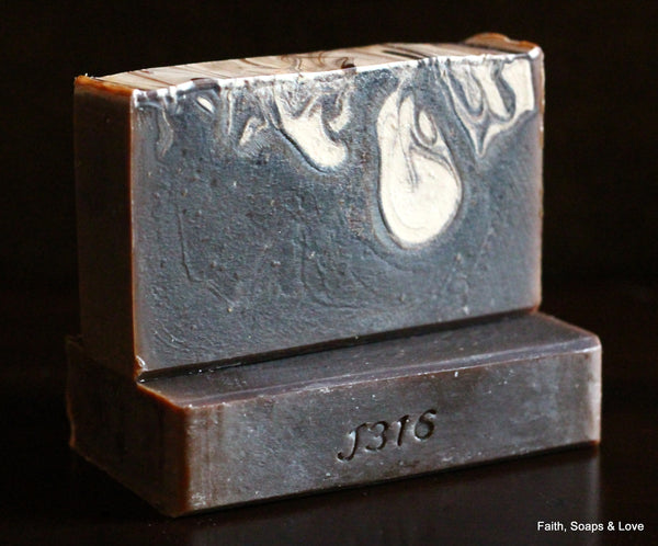Coffee House Handcrafted Small Batch Soap - Wake Up & Smell the Coffee