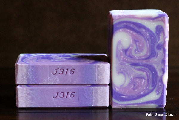 Esther - Women of the Bible Soap - Earthy, Fresh and Sweet